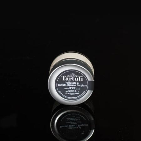 Vellutata_Tartufo_Bianco_Piccola_Tappo 40 gr.